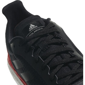 adidas SolarDrive Buty do biegania Mężczyźni, core black/core black/hi-res red